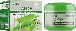 Fragrances, Perfumes, Cosmetics Aloe Extract Face Cream - Ekel Ample Intensive Cream Aloe