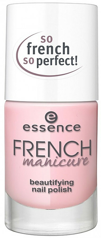 Nail Lacquer - Essence French Manicure Beautifying Nail Polish — photo N1