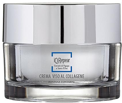 Collagen Face Cream - Fontana Contarini iQ Repair Collagen Face Cream