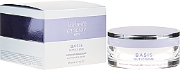 Fragrances, Perfumes, Cosmetics Hibiscus Nourishing Cream - Isabelle Lancray Basis Ruticreme Anti Redness Cream Hibiscus