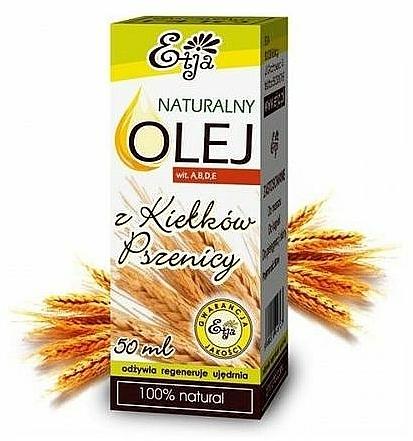 Wheat Germ Natural Oil - Etja Natural Oil