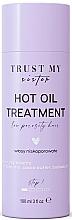 Fragrances, Perfumes, Cosmetics Low Porosity Hair Oil  - Trust My Sister Low Porosity Hair Hot Oil Treatment