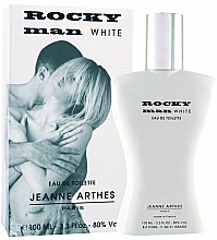 Fragrances, Perfumes, Cosmetics Jeanne Arthes Rocky Man White - Eau de Toilette