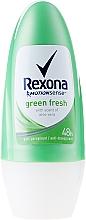 "Fragrances, Perfumes, Cosmetics Roll-On Deodorant ""Green Fresh"" - Rexona Deodorant Roll"