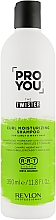 Fragrances, Perfumes, Cosmetics Wavy Hair Shampoo - Revlon Professional Pro You The Twister Shampoo