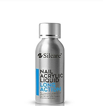 Fragrances, Perfumes, Cosmetics Acrylic Liquid - Silcare Nail Acrylic Liquid Comfort Long Action