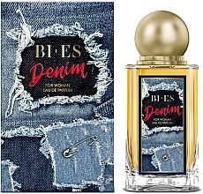 Fragrances, Perfumes, Cosmetics Bi-es Denim - Eau de Parfum