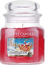Fragrances, Perfumes, Cosmetics Scented Candle in Jar - Yankee Candle Christmas Eve
