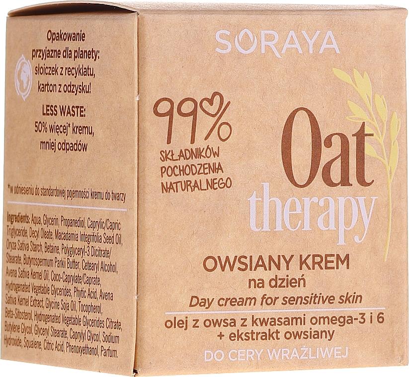 Oat Day Cream for Sensitive Skin - Soraya Oat Therapy Day Cream