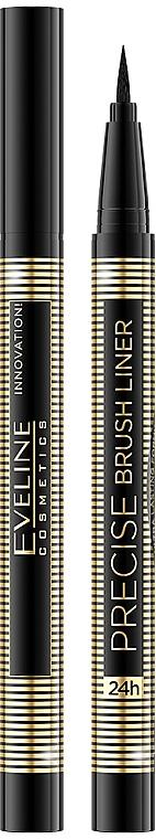 Eyeliner-Pen - Eveline Cosmetics Precise Eye Liner Brush