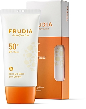 Fragrances, Perfumes, Cosmetics Tone Up Base Sun Cream - Frudia Tone Up Base Sun Cream SPF50