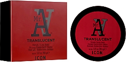 Fragrances, Perfumes, Cosmetics Strong Hold Hair Pomade - I.C.O.N. MR. A. Transclucent Pomade Strong Elastic