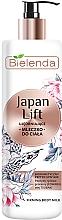 Fragrances, Perfumes, Cosmetics Body Milk - Bielenda Japan Lift Body Milk