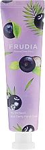 Fragrances, Perfumes, Cosmetics Nourishing Hand Cream with Acai Berry Extract - Frudia My Orchard Acai Berry Hand Cream