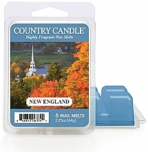 Fragrances, Perfumes, Cosmetics Aroma Lamb Wax - Country Candle New England Wax Melts