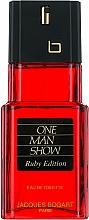 Fragrances, Perfumes, Cosmetics Bogart One Man Show Ruby Edition - Eau de Toilette