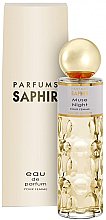 Fragrances, Perfumes, Cosmetics Saphir Parfums Muse Night - Eau de Parfum
