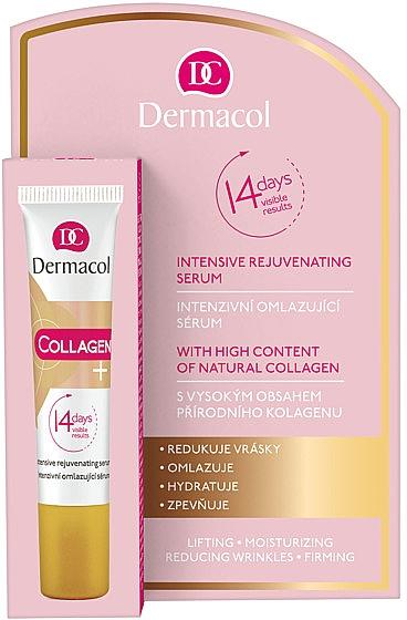 Intensive Rejuvenating Serum - Dermacol Collagen+ Intensive Rejuvenating Serum
