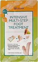 Fragrances, Perfumes, Cosmetics Intensive Foot Treatment - Celkin Intensive Multi-Step Foot Treatment