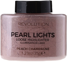 Fragrances, Perfumes, Cosmetics Face Loose Highlighter - Makeup Revolution Pearl Lights Loose Highlighter