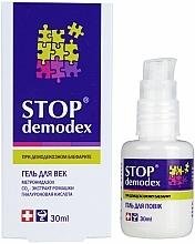 Fragrances, Perfumes, Cosmetics Eyelash Gel - PhytoBioTechnology Stop Demodex