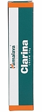 ClarinaAnti-Acne Cream - Himalaya Herbals Clarina Cream — photo N1