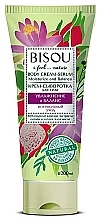 Fragrances, Perfumes, Cosmetics Moisturizing & Balance Body Cream-Serum - Bisou Moisturizing And Balance Body Serum-Cream