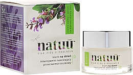 Fragrances, Perfumes, Cosmetics Sage Extract Day Face Cream - Natuu Smooth & Lift Day Face Cream