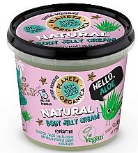 "Fragrances, Perfumes, Cosmetics Body Cream-Jelly ""Hello, Aloe"" - Planeta Organica Natural Body Jelly Cream Hello Aloe"