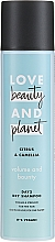 "Fragrances, Perfumes, Cosmetics Dry Shampoo for Thin Hair ""Citrus & Camellia"" - Love Beauty And Planet Citrus & Camellia Dry Shampoo"