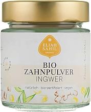 Fragrances, Perfumes, Cosmetics Organic Ginger Toothbrush - Eliah Sahil