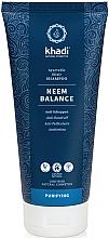 Fragrances, Perfumes, Cosmetics Neem Shampoo - Khadi Shampoo Neem Balance