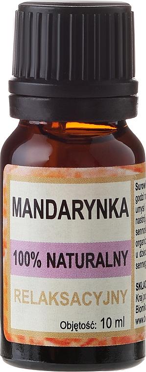 "Natural Oil ""Tangerine"" - Biomika Tangerine Oil"