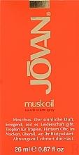 Fragrances, Perfumes, Cosmetics Jovan Musk Oil - Eau de Toilette