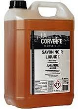 """Fragrances, Perfumes, Cosmetics Liquid Soap """"Almond"""" - La Corvette Liquid Soap"""
