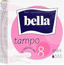 Fragrances, Perfumes, Cosmetics Tampons Tampo Premium Comfort Mini, 8 pcs - Bella