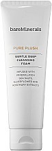 Fragrances, Perfumes, Cosmetics Vitamin Mineral Foam - Bare Escentuals Bare Minerals Cleanser Pure Plush Gentle Deep Cleansing Foam