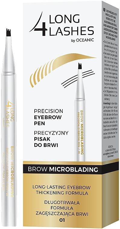 Brow Pencil - Long4lashes Precision Eyebrow Pen
