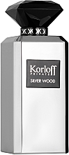Fragrances, Perfumes, Cosmetics Korloff Paris Silver Wood - Eau de Parfum