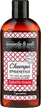 Fragrances, Perfumes, Cosmetics Epigenetic Shampoo for Oily Hair - Nuggela & Sule' Epigenetic Shampoo Oily Hair