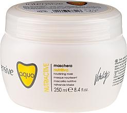 Fragrances, Perfumes, Cosmetics Nourishing Dry Hair Mask - Vitality's Aqua Nourishing Mask