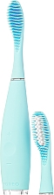 Fragrances, Perfumes, Cosmetics Electric Sonic Toothbrush with Additional Brush Head - Foreo Issa 2 Sensitive Set Mint