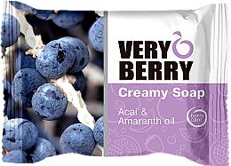 Fragrances, Perfumes, Cosmetics Cream-Soap - Very Berry Acai & Amaranth Oil