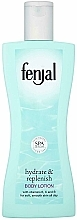 Fragrances, Perfumes, Cosmetics Moisturizing Body Lotion - Fenjal Classic Hydrate & Replenish Body Lotion