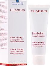 Fragrances, Perfumes, Cosmetics Soft Smoothing Peeling Cream - Clarins Gentle Peeling Smooth Away Cream