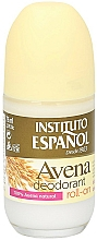 Fragrances, Perfumes, Cosmetics Roll-On Deodorant - Instituto Espanol Avena Deodorant Roll-on