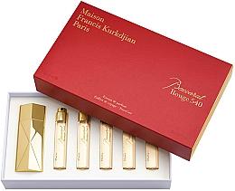Fragrances, Perfumes, Cosmetics Maison Francis Kurkdjian Baccarat Rouge 540 - Set (parfum/5x11ml)