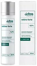 Fragrances, Perfumes, Cosmetics Intensive Repair Vitamin A 0,3% Night Eye Cream - Dottore Retino Forte