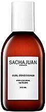 Fragrances, Perfumes, Cosmetics Curly Hair Conditioner - Sachajuan Stockholm Curl Conditioner