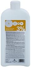 Fragrances, Perfumes, Cosmetics Hydrogen Peroxide Emulsion 3% - Kallos Cosmetics KJMN Hydrogen Peroxide Emulsion
